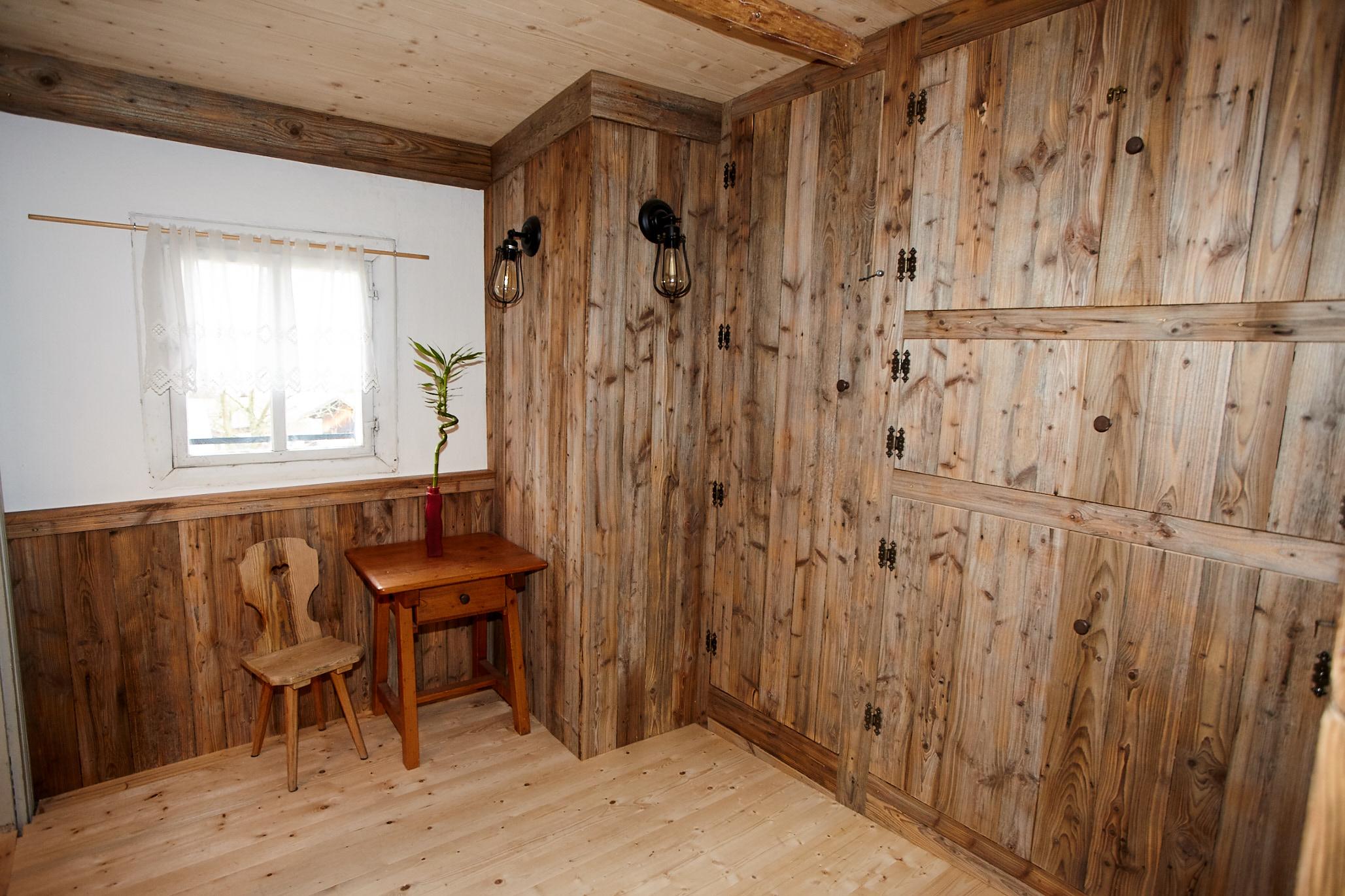 Das Haus wurde in liebevoller Handarbeit komplett renoviert.