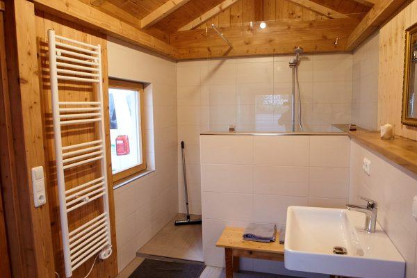 Das Waschhaus wurdeauf den neuesten Standard gebracht.